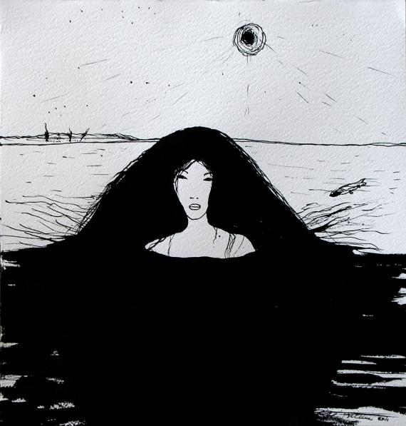 Helena_Junttila_Musta_vesi_2011