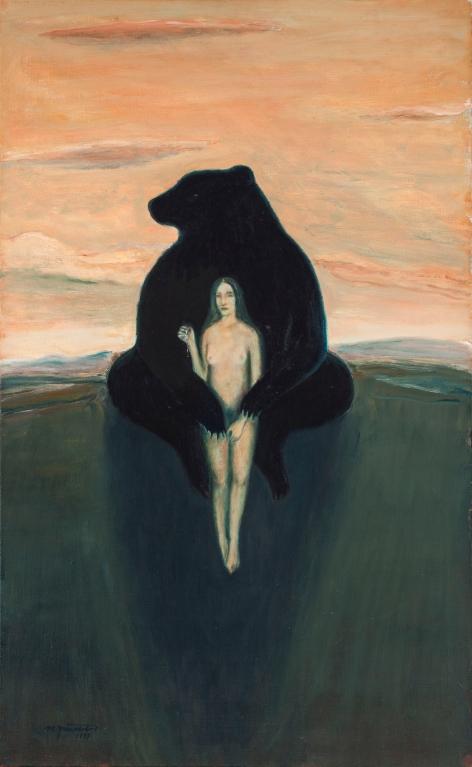 Helena Junttila: Karhuliisa